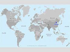 Wo liegt Peking? Geographie, Asien, China, Peking