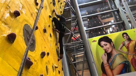 Amazing Rock Climbing Prasad Imax Hyderabad Dev
