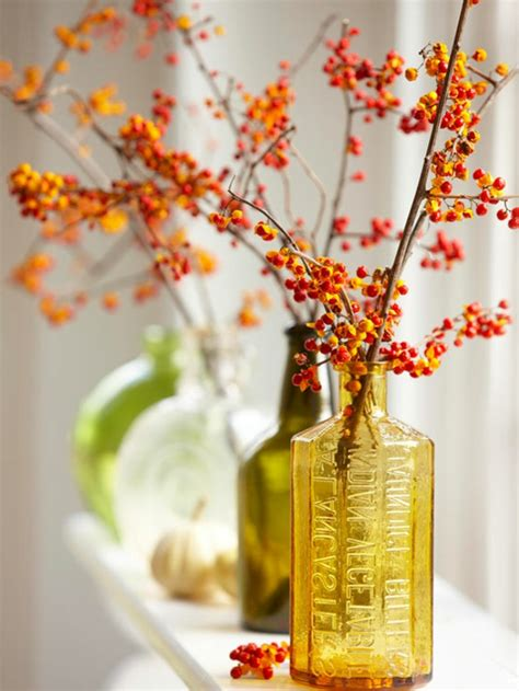 Herbstdeko Für Die Fenster by Herbstdeko Basteln 28 Inspirierende Ideen Archzine Net