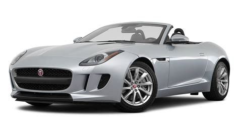 Lease A 2018 Jaguar F-type Convertible Automatic 2wd In