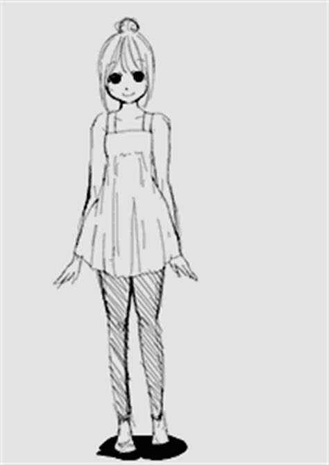 Anime Kawaii Girls Dancing Animated Gifs - Best Animations