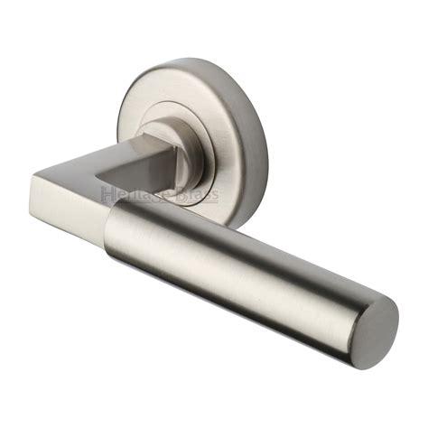 door handles door handles  rose bauhaus heritage brass door handle lever  rose bauhaus