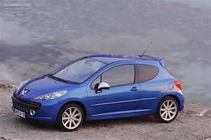 2007 Peugeot : peugeot 207 rc 2007 2008 2009 autoevolution ~ Gottalentnigeria.com Avis de Voitures