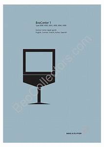Bang Olufsen Beocenter 1 Service Manual Download
