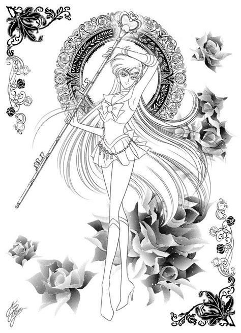 Pin by Cristina Sava on Sailor moon | Sailor moon coloring