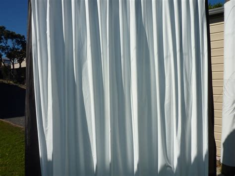 Cleaned Curtains And Blinds Can Look New White Sox Shower Curtain Blinds Curtains Shades Short In Living Room Cocoa Flower Christo Valley Crochet Patterns Valances Sliding Glass Door Apt 9