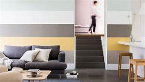 Association De Couleur : couleur lin peinture salon chambre cuisine salle de bain ~ Dallasstarsshop.com Idées de Décoration