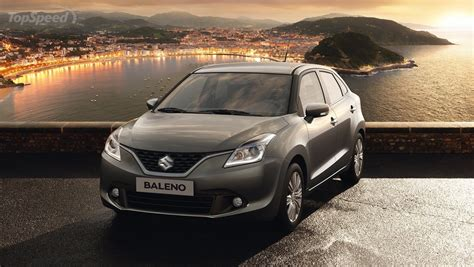 Suzuki Baleno Picture by 2016 Suzuki Baleno Picture 646219 Car Review Top Speed