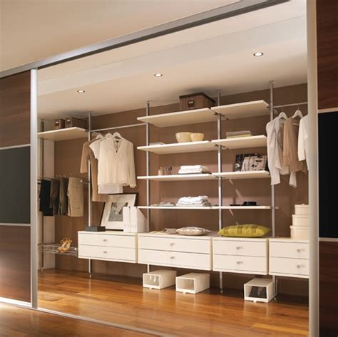 Modern Bedroom Closets And Wardrobes  Interior Design
