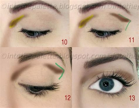 Makeup For Deep Set Eyes You Mugeek Vidalondon