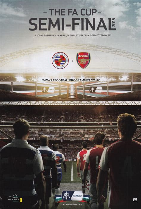 FA Cup : LT Football Programmes, programmes to suit all ...
