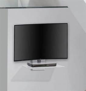 Etagere Murale Tv : etagere murale pour tv id es de d coration int rieure french decor ~ Teatrodelosmanantiales.com Idées de Décoration
