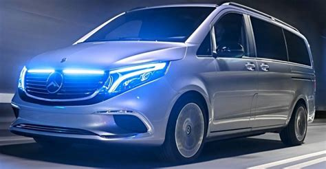 Luxe rv's mercedes leisure unity takes full advantage of this german accomplishment and puts it into action. Mercedes Benz EQV 2020 launch price and specs | peeker automotive | Automotive Industry, Car ...