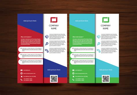 Brochure Template Design Vector Brochure Flyer Design Layout Template In A4 Size