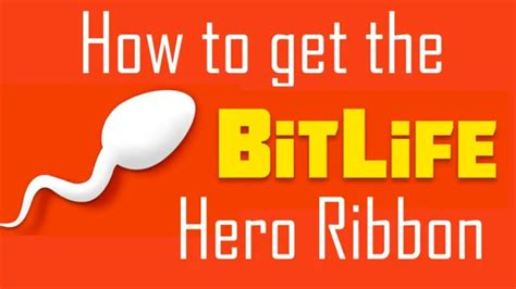 bitlife ribbon hero