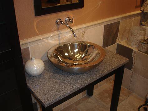 bathroom gorgeous vessel sinks home depot  modern