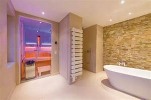 Sauna Für Badezimmer : sauna im bad bad design ~ Lizthompson.info Haus und Dekorationen