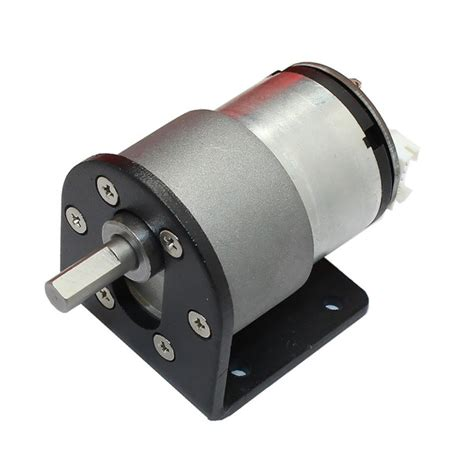 12v Electric Motor by Dc 12v 320rpm Encode Gear Reducer Motor Electric Gear Box