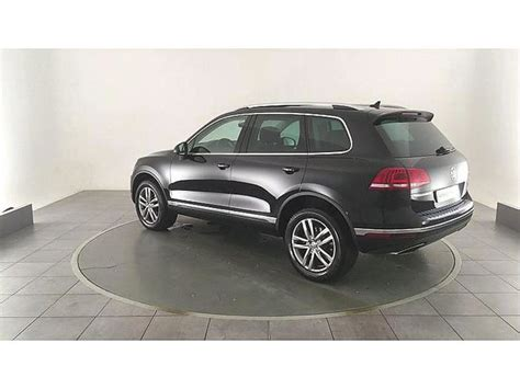 volkswagen touareg occasion volkswagen touareg 3 0 v6 tdi 262ch carat exclusive 4motion tiptronic occasion poitiers 46 890