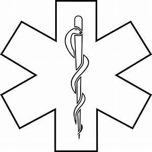 EMT Star of Life Clip Art | Paramedic tattoo, Ems tattoos, Symbols