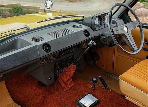 vintage range rover interior range rover by land rover auto d 39 epoca curiostà video e foto