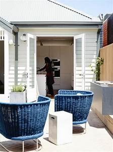 Ikea Gartenmbel Einen Blau Weien Sommer Erleben