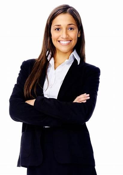 Student Female Sales Woman Business Transparent Suits