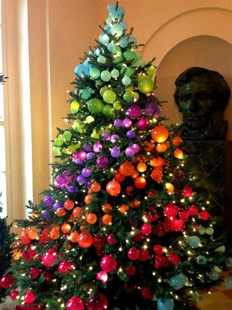 top 10 best christmas tree decorating ideas 2017 most