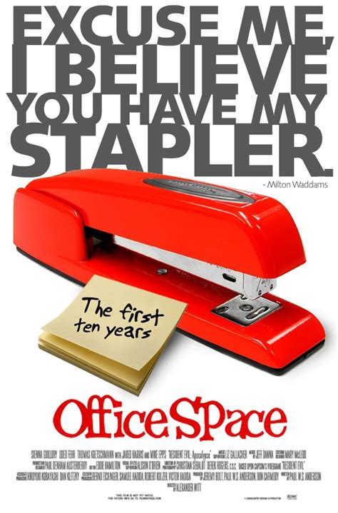 Office Space Poster by Office Space 171 Poster Design Wonderhowto