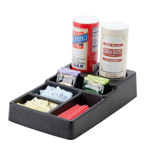 See store ratings and reviews and find the best prices on coffee station coffee station organizer. Carlisle 1082803 6 Compartment Coffee Condiment Caddy Organizer