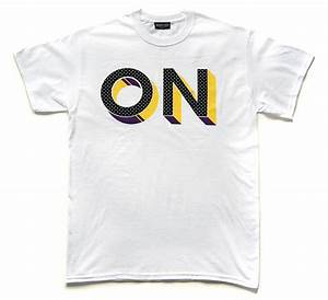 soft city clothing on behance With screen print letters on t shirt