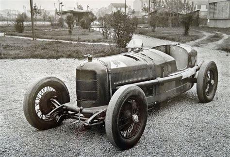 Alfa Romeo Grand Prix P2 1924