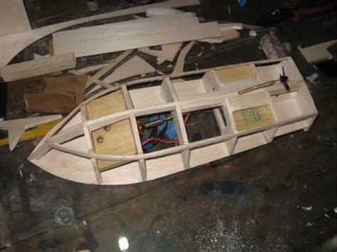 Model Boats Homemade by Model Boat Building Youtube