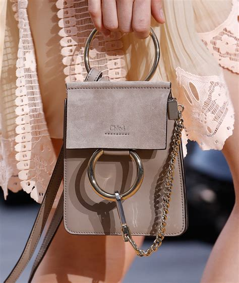 chloe banks  mini bags  spring  purseblog