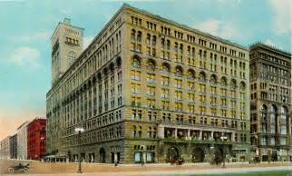 Louis Sullivan Auditorium Building