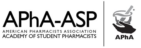 Apha Pharmacy by Apha Asp Logos For Downloading American Pharmacists