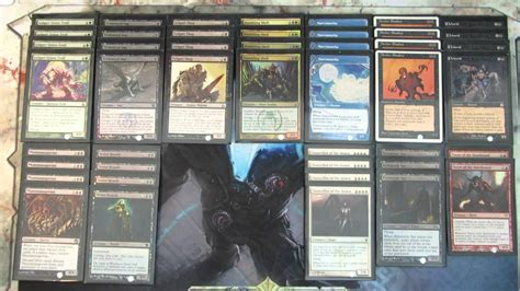 mtg manaless dredge deck manaless dredge deck tech
