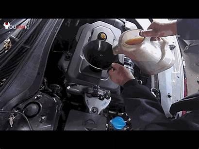 Oil Engine Kia Change Check Optima Level