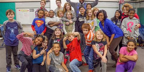 jhs theatre visits maple elementary drama club greater clark county