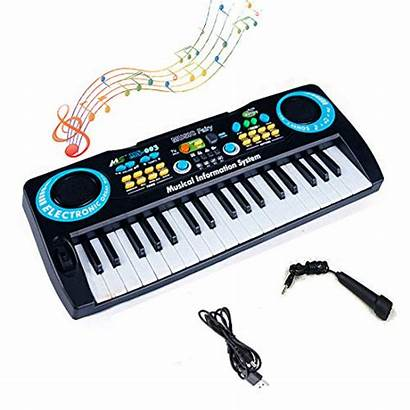 Piano Keyboard Frumcare Organ Keys Musical Function