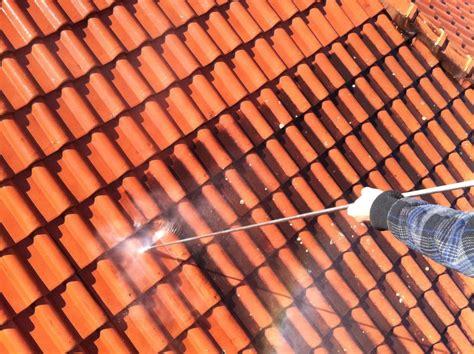 Roof Pressure Cleaning Powerwash