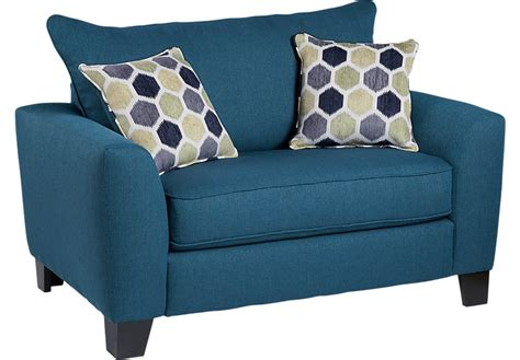 Rooms To Go Sofa Sale by Bonita Springs Blue Sleeper Chair Sleeper Chairs Blue