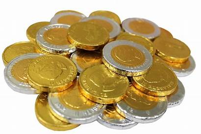 Chocolate Coins Candy Cottage Country
