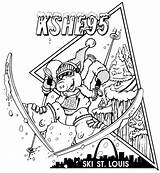 Kshe Coloring sketch template