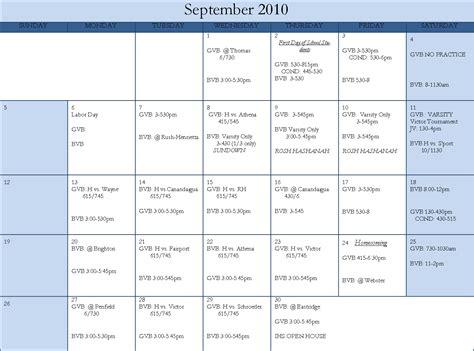 golf practice schedule template irondequoit practice schedule