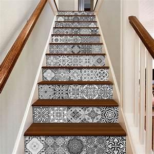 Kleine Treppe Kaufen : treppe portugiesische fliesen von homeartstickers auf etsy ~ Lizthompson.info Haus und Dekorationen