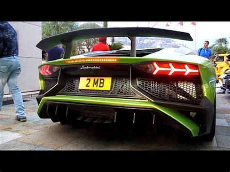 world premiere lamborghini aventador sv roadster start up revs driving youtube lamborghini aventador sv roadster startup and engine doovi