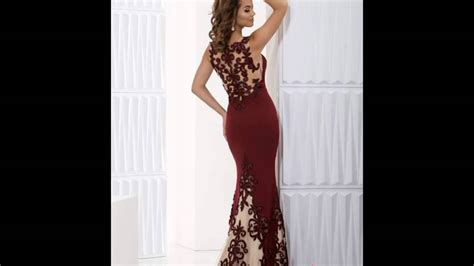 robe longue moderne robes soirees 2017