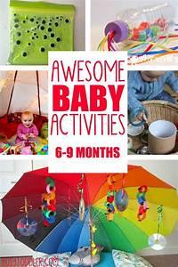 Activity Spielzeug Baby : 20 fun easy baby activities baby aktivit ten baby ~ A.2002-acura-tl-radio.info Haus und Dekorationen