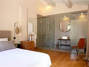 Agencer Une Chambre : comment ouvrir sa salle de bains sur la chambre ~ Zukunftsfamilie.com Idées de Décoration